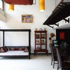 Отель Eastin Easy Siam Piman Бангкок развлечения