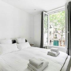 Отель Pick A Flat's Menilmontant Pyrenees Париж комната для гостей