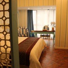 Отель Shi Ji Huan Dao Hotel Китай, Сямынь - отзывы, цены и фото номеров - забронировать отель Shi Ji Huan Dao Hotel онлайн комната для гостей фото 5