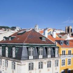 TURIM Terreiro do Paço Hotel балкон