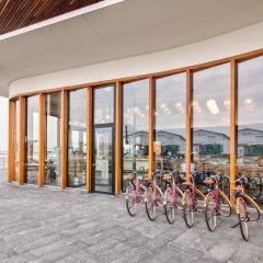 Отель Pontsteiger Нидерланды, Амстердам - отзывы, цены и фото номеров - забронировать отель Pontsteiger онлайн спортивное сооружение