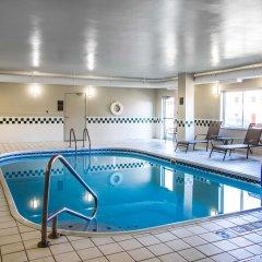 Отель Comfort Suites Columbus West - Hilliard США, Колумбус - отзывы, цены и фото номеров - забронировать отель Comfort Suites Columbus West - Hilliard онлайн с домашними животными