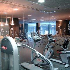 Отель Primus Valencia Валенсия фитнесс-зал фото 4