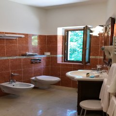 Отель Relais La Corte di Cloris ванная
