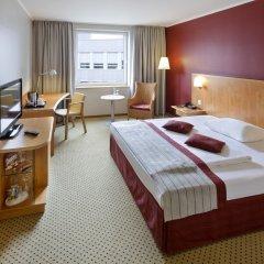 Отель Düsseldorf Seestern Германия, Дюссельдорф - отзывы, цены и фото номеров - забронировать отель Düsseldorf Seestern онлайн комната для гостей фото 5