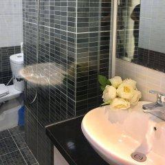 Апартаменты Nha Trang Star Beach Apartments ванная