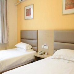 Отель Grace Inn-xi'an Xingqing Road Jiaotong University Branch комната для гостей фото 3