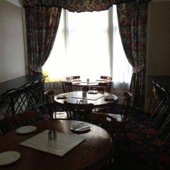 Отель Beersbridge Lodge Глазго в номере