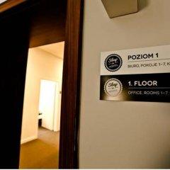 Отель Sleep in Hostel & Apartments Польша, Познань - отзывы, цены и фото номеров - забронировать отель Sleep in Hostel & Apartments онлайн сейф в номере