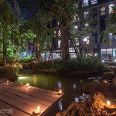 Bangkok Oasis Hotel фото 3