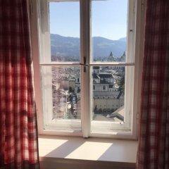 Отель Stadtalm Naturfreundehaus Австрия, Зальцбург - отзывы, цены и фото номеров - забронировать отель Stadtalm Naturfreundehaus онлайн комната для гостей фото 3