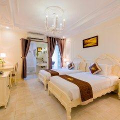 Отель Hoi An Garden Palace & Spa комната для гостей фото 5