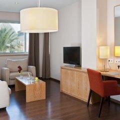 Отель Eurostars Lucentum 4* Люкс с различными типами кроватей