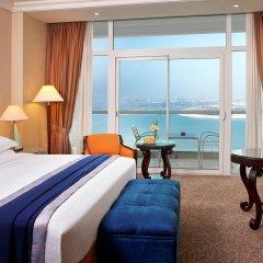 Отель Beach Rotana ОАЭ, Абу-Даби - 1 отзыв об отеле, цены и фото номеров - забронировать отель Beach Rotana онлайн комната для гостей фото 2