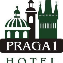 Отель Praga 1 Прага приотельная территория