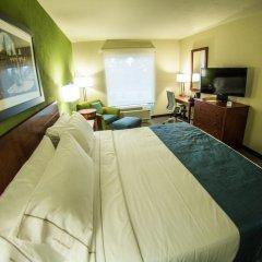Отель Holiday Inn Express Guadalajara Aeropuerto удобства в номере фото 2