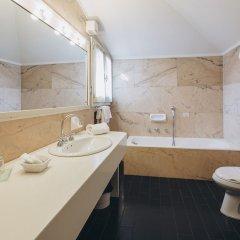Отель Roma Италия, Болонья - отзывы, цены и фото номеров - забронировать отель Roma онлайн ванная