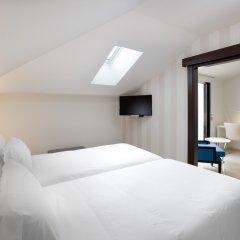 Отель NH Ciudad de Santander Испания, Сантандер - отзывы, цены и фото номеров - забронировать отель NH Ciudad de Santander онлайн комната для гостей фото 5