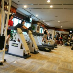 Sunway Hotel Hanoi фитнесс-зал