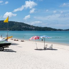 Отель Patong Paragon Resort & Spa пляж