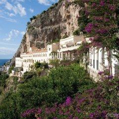 Отель NH Collection Grand Hotel Convento di Amalfi Италия, Амальфи - отзывы, цены и фото номеров - забронировать отель NH Collection Grand Hotel Convento di Amalfi онлайн пляж фото 2