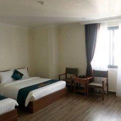 White Crown Hotel комната для гостей