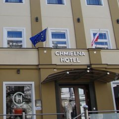 Отель CHMIELNA Варшава банкомат