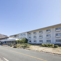 Отель Kyukamura Minami-Aso National Park Resort Villages Of Japan Минамиогуни фото 4