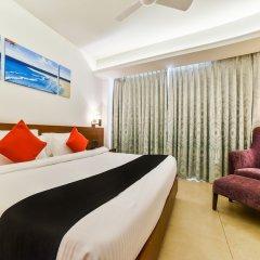 Отель Capital O 28820 Silver Shell Resort Гоа комната для гостей