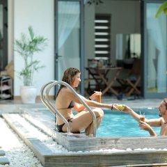 Отель Tropical Garden Homestay Villa бассейн фото 3