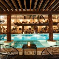 Playa Del Carmen Hotel By H&a Плая-дель-Кармен бассейн