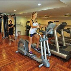 Отель Hacienda Tres Rios Resort Spa & Nature Park - Все включено фитнесс-зал фото 3