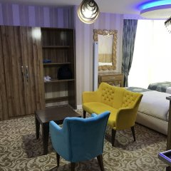 Crystall Hotel комната для гостей фото 2