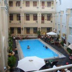 Grand Hotel Saigon балкон
