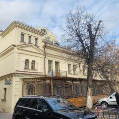 Хостел Arbat 42 Москва парковка
