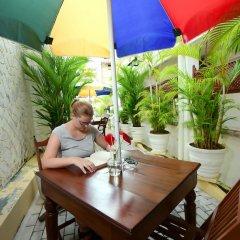 Отель New Old Dutch House - Galle Fort Шри-Ланка, Галле - отзывы, цены и фото номеров - забронировать отель New Old Dutch House - Galle Fort онлайн балкон