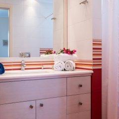 Отель Santorini Mystique Garden Греция, Остров Санторини - отзывы, цены и фото номеров - забронировать отель Santorini Mystique Garden онлайн ванная фото 2