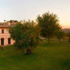 Отель Villa Coralia Озимо приотельная территория
