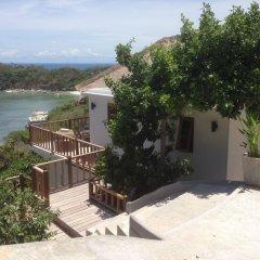 Отель The Fisherman's Villas пляж