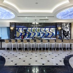 Отель Crystal Waterworld Resort And Spa Богазкент фитнесс-зал фото 3