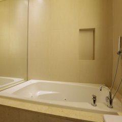 Отель The Designers Jongno Южная Корея, Сеул - отзывы, цены и фото номеров - забронировать отель The Designers Jongno онлайн ванная