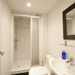 Отель Ssg Borne Down Town Studios Барселона ванная