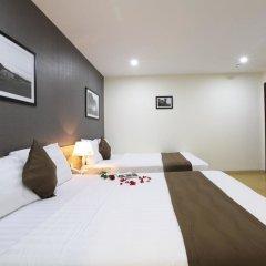 Отель Thu Hien Hotel Вьетнам, Нячанг - отзывы, цены и фото номеров - забронировать отель Thu Hien Hotel онлайн комната для гостей фото 2