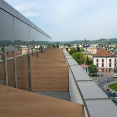 Отель Meininger City Center Зальцбург балкон