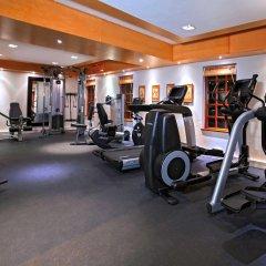 Отель Hilton Mauritius Resort & Spa фитнесс-зал