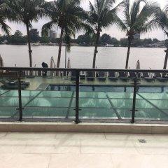 Отель Maroko Bayshore Suites бассейн