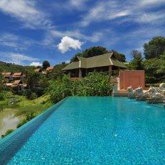 Отель Suuko Wellness & Spa Resort бассейн фото 2