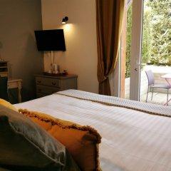 Отель Les Terrasses De Saumur Сомюр удобства в номере фото 2