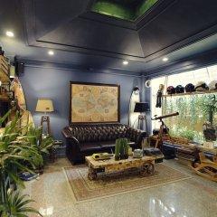 Отель Patong Inn Таиланд, Патонг - отзывы, цены и фото номеров - забронировать отель Patong Inn онлайн интерьер отеля