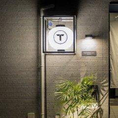 Отель Trip Pod Yoshizuka D Фукуока сауна